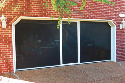 Custom Garage Screens in Winchester, VA